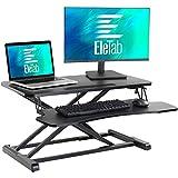 EleTab Standing Desk Converter Sit...