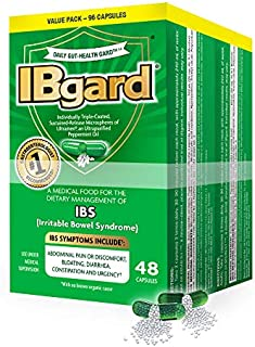 IBgard® for The Dietary Management of Irritable Bowel Syndrome (IBS) Symptoms Including, Abdominal Pain, Bloating, Diarrhe...