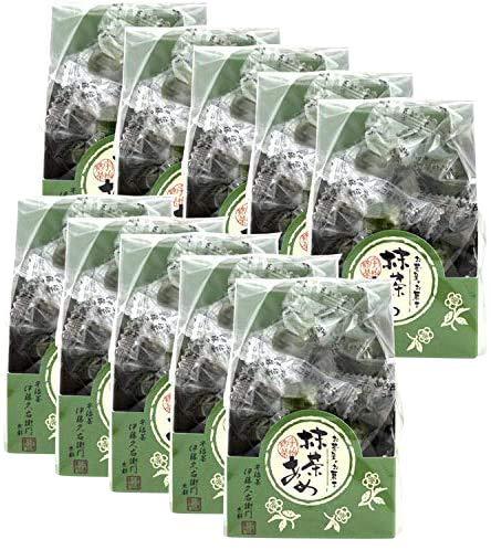 伊藤久右衛門 ホワイトデー 宇治抹茶あめ 15粒 飴 袋入り ×10袋セット