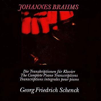 Brahms: The Complete Piano Transcriptions