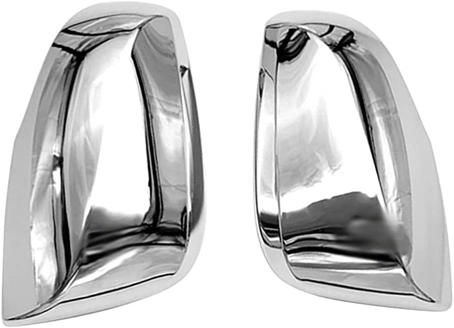 YYHHADM Car Chrome Be super welcome Rear View Rearview free Glass Tr Mirror Cover Side