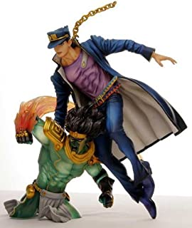 Namco Bandai Games JoJo's Bizarre Adventure All Star Battle Limited Edition Benefits The Rival vs All-Star Battle Jotaro Kujo & Stars Platinum