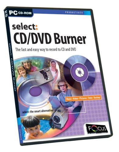 Focus Select: CD / DVD Burner