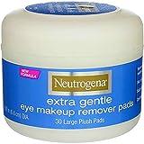 Neutrogena Eye Extra Gentle Makeup Remover Pads 30'S...