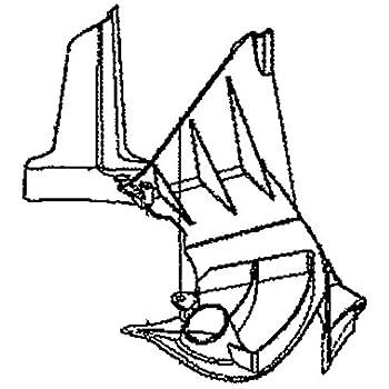 Husqvarna 586560401 Lawn Mower Deck Belt Cover Genuine Original Equipment Manufacturer  OEM  Part
