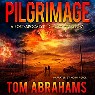Pilgrimage audiobook cover art
