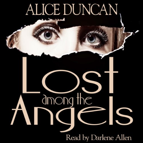 Lost Among the Angels audiobook cover art