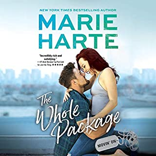 The Whole Package audiobook cover art