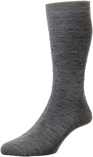 Pantherella Banim Merino Wool Mid Calf Mens Socks