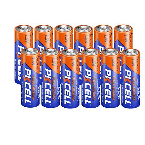 PKCELL AAA Alkaline Battery 1.5V LR03 Long-Lasting Alkaline Battery- 12 Count