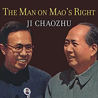 The Man on Mao's Right audiobook cover art