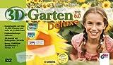 3D-Garten 6.0 Deluxe, DVD-ROMDer digitale Gartenarchitekt. Für Windows 95/98 SE/NT 4.0/2000/XP/ME. Enzyklopädie mit üb. 12.000 Pflanzen. Inkl. Bewässerungssoftware Sprinklerstar C 1.1 -
