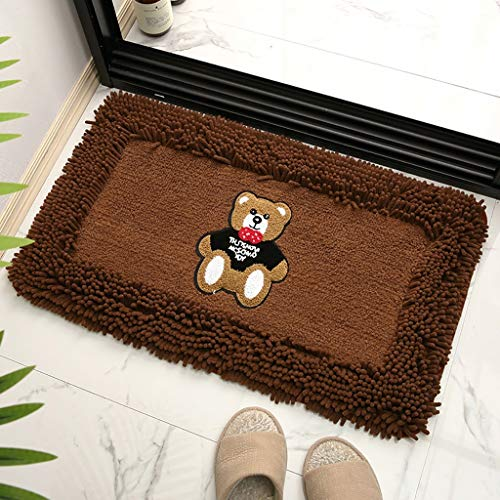 Best Review Of Bathroom Rugs and Mats Sets Bath mats antiscivolo Absorbent Floor Mat Carpet Rug for ...