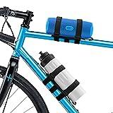 Flaschenhalter Fahrrad Ohne Schrauben, Fahrrad Flaschenhalter Getränkehalter Einstellbar Halterung, Fahrrad Getränkehalter Halterung Bottle cage Box Fahrradzubehör für Rennrad