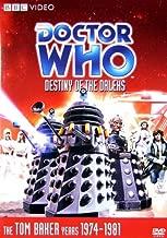 Dr. Who Destiny of Daleks