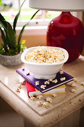 Product Image 3: Nordic Ware Microwave Popcorn Popper, White, 12 Cup