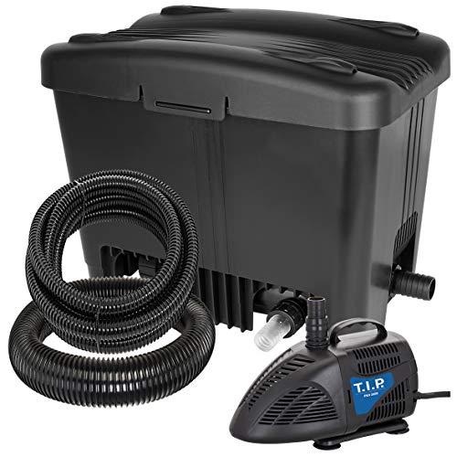 T.I.P. Vijverfilter WDF 10000 UV 11, UV-C 11 watt, voor vijvers tot 10.000 liter