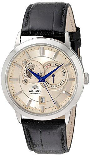 Orient Men's FET0P003W0 Analog Display Japanese Automatic Black Watch