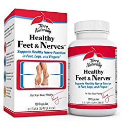Healthy Nerve Function; Healthy Feet and Nerves provides nutrients to support the delicate nerve endings in your feet, legs, fingers, and throughout your body; It supports healthy nerve sensation and nervous system function The Best Nutrients In The ...