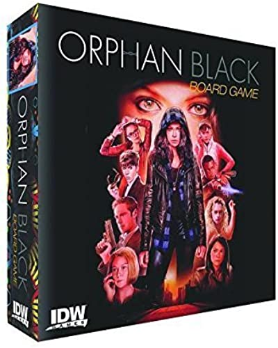 Orphan schwarz  The Card Game (2015-12-30)