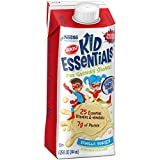 Boost Kid Essentials Nutritionally Complete Drink, Vanilla, 8.25 Ounce Box (Pack of 16) (Packaging...