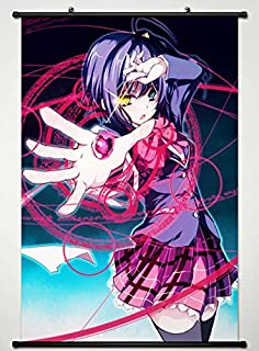 Wall Scroll Poster Fabric Painting For Anime Love Chunibyo Other Delusions Takanashi Rikka 073 L