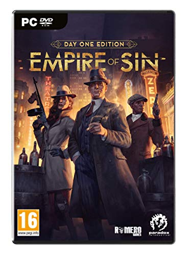 Empire of Sin - Day-One - PC