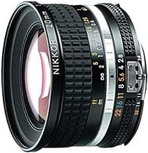 Nikon NIKKOR 20mm f/2.8 Manual Focus Wide-Angle Lens