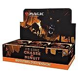 Boîte de boosters d'extension Magic: The Gathering Innistrad : Chasse de Minuit, 30 boosters