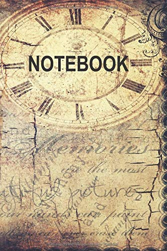 Notebook: compass map nautical antique navigation vintage captain ship Notebook Journal: lined Ruled Journal 6x9 Inches with 120 | Notebook: compass ... antique navigation vintage captain ship