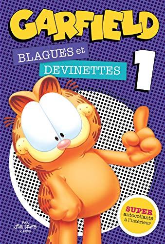 Garfield blagues et devinettes : Tome 1