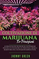 Coltivazione Di Marijuana Per Principianti: Scopri le Nuove Tecniche di Coltivazione Indoor e Outdoor per uso Personale. Impara i Segreti per una Coltivazione Rapida e Pura.