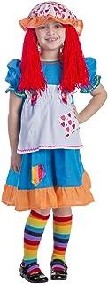 Viste a América - 775-M - Disfraz de Trapo muñeca de Trapo