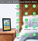 Zoom IMG-2 stazione meteo meteorologica wireless con
