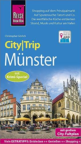 Reise Know-How CityTrip Münster mit Krimi-Special: Reiseführer mit Stadtplan und kostenloser Web-App
