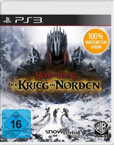 Der Herr der Ringe - Der Krieg im Norden [Software Pyramide] - [PlayStation 3]