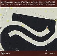 Cello Sonatas Vol.2