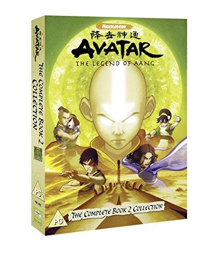 Avatar Book 2 - Boxset [Edizione: Regno Unito] [Edizione: Regno Unito]