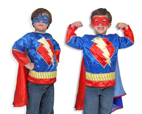 Melissa & Doug - 14788 - Déguisement - Costume de Super-Héros