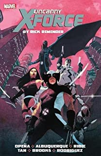 Uncanny X-Force by Rick Remender: The Complete Collection Volume 1 (0785188231) | Amazon price tracker / tracking, Amazon price history charts, Amazon price watches, Amazon price drop alerts