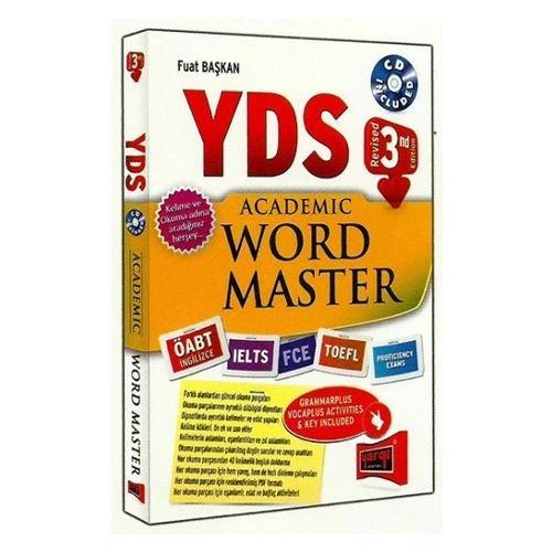 YDS Academic Word Master ÖABT IELTS FCE TOEFL (Cd'li)