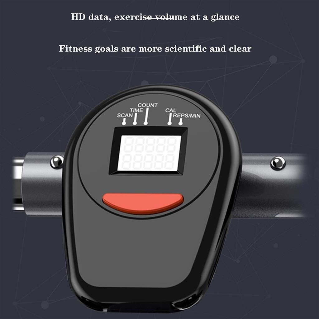 Color : Black, Size : 142 * 48 * 30cm Bateau /à rames Silencieux Pliante int/érieure a Abdomen Contr/ôle magn/étique R/ésistance /à Vent R/ésistance hydraulique