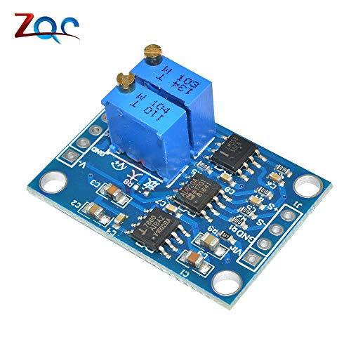 AD620 Microvolt MV SpannungsVerstärker Signal Instrumentation Modul Board 3-12VDC