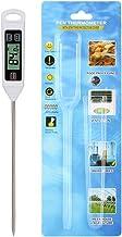 Neues Wasser Group Ny digital termometer, sondkötttermometer för matlagning, livsmedel, kärntemperatur kök, BBQ steak, akv...