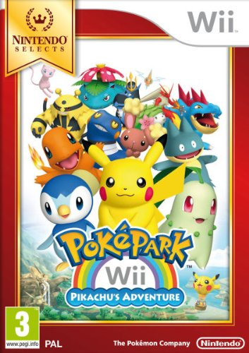 Pokepark: Pikachu's adventure WII [ ]