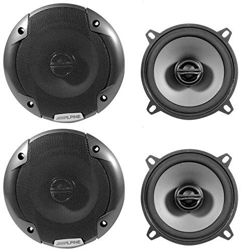 alpine audio speakers (4) Alpine SPE-5000 5.25