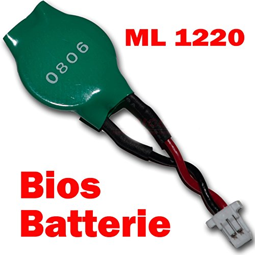 Bucom - ML1220 BIOS batería también ASUS EEE PC 1101HA 1005HA CMOS battery sellway