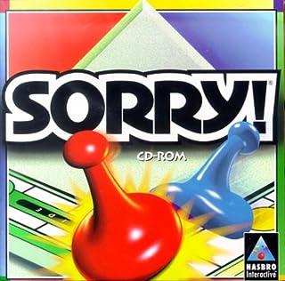 Sorry! (Jewel Case) - PC