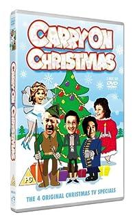Carry On Christmas - The 4 Original Christmas TV Specials