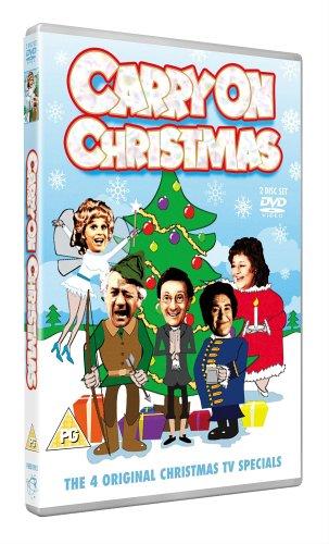 Carry On Christmas - The 4 Origi...